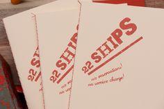 22Ships on Behance