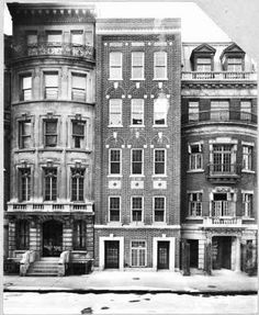 Daytonian in Manhattan: The Chas. MacVeagh Mansion -- No. 40 East 74th Street