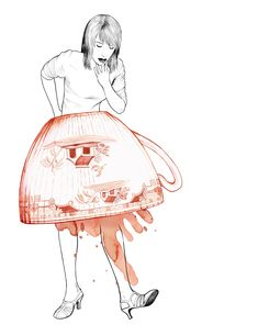 Artist Silja Gotz at Illustration Division