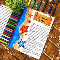 Bullet Journal Banner, Bullet Journal School, Bullet Journal Notebook, Bullet Journal Ideas Pages, Bullet Journal Inspo, Art Journal Pages, Font Art, Hand Lettering Fonts, Cute Notes