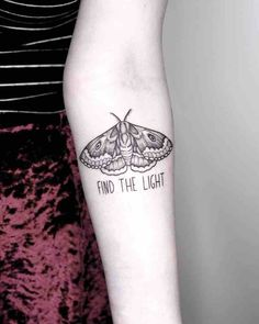 The Best Moth Tattoos Moth Tattoo by Phoebe Hunter Form Tattoo, Bug Tattoo, Shape Tattoo, Wrist Tattoo, Neue Tattoos, Body Art Tattoos, Sleeve Tattoos, Tattoo Sleeves, Hipster Tattoo