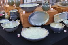 Vitrine en ligne de mon atelier de poterie en Bourgogne! Me ...