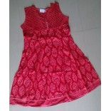 Exclusive Jaipuri Block print kurti in Red colour