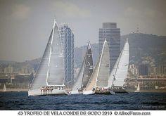 #Ninuriata 43 trofeo de vela conde de godo 2016 #Ninuriatasailingteam #sailing