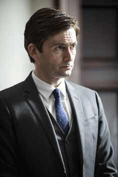 PHOTOS: More Promotional Images From The Escape Artist Featuring David Tennant | DAVID TENNANT NEWS UPDATES
