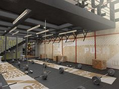 Crossfit DLX (Certified) on Behance