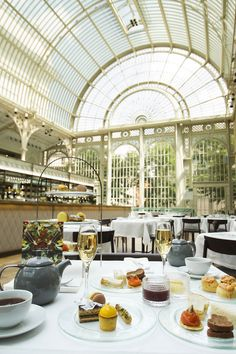 Review: Afternoon Tea at London's Royal Opera House