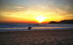 Sunrise this morning across Manly Beach #manlybeach #sunrise #surf #lovemanly #sydney #australia — with Chris Abbott at Manly Beach, Sydney Australia.