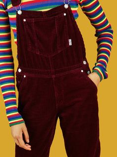 """I like the overalls but that shirt reminds me of chucky O_O"""""""