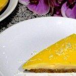 Tarta de queso y chocolate sin azúcar (sin horno) | Dulces diabéticos