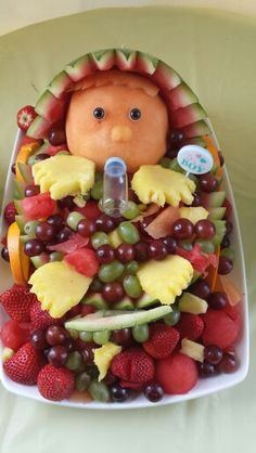 For baby shawer