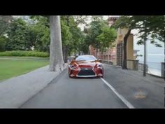 Designing the Lexus LF-LC hybrid electric car repinned by @samueldengel