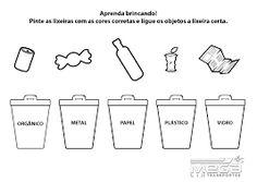 7 Melhores Imagens De Atividade Coleta De Lixo Atividades