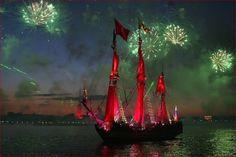 White Nights Festival - St. Petersburg