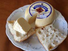 "A typical galician ""Tetilla"" cheese....tastes so delicious with fresh bread"