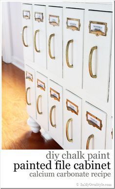 Make and paint your own furniture the EASY way!
