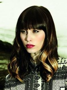 Highlights and Lowlights Ideas for Brunettes