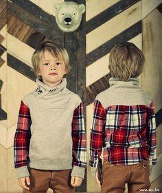 AO American Outfitters o el exito de una nueva colección AW 14 http://www.minimoda.es