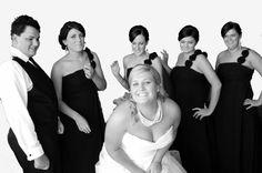 Wedding at Kings Beach Caloundra by Jason Cosgrove. Basic to Lavish Photography Bridesmaid Dresses, Wedding Dresses, Beach, Photography, Weddings, Fashion, Fotografie, Moda, Bodas