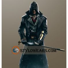 Assassins Creed Syndicate Coat