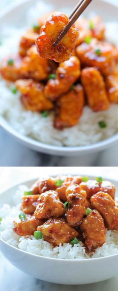 Firecracker Chicken   Click Pic for 22 Quick & Easy Dinner Recipes for Family   Easy Healthy Dinners on a Budget