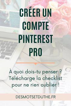 Le Web, Pinterest Marketing, Digital Marketing, Communication, Etsy Shop, Business, Photos, Instagram, Helpful Tips