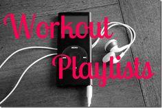 workout playlists