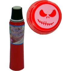 Halloween Bingo Delight Red Goblin Bingo Dauber by Bingo Delight. $1.38. The design on the cap is the shape that will be daubed onto the paper. This 55ml dauber has a spring-operated tip that helps to control the amount of ink flow, and is non-refillable.
