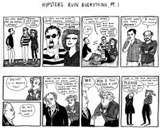 hipsters ruin everything, part 1... It IS kind of hilarous that Goethe had suicidal poet dandies on his doorstep
