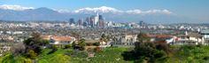 Kenneth Hahn state recreation area - 4100 South La Cienega Boulevard (Los Angeles, CA 90056) in Baldwin Hills.