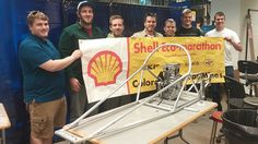 Shell Eco-Marathon Team Prepares for Competition #MindsofMines