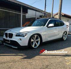 "307 Likes, 1 Comments - Arrastandos.net (@arrastandos) on Instagram: ""☑ BMW X1 chocante.  ⏬Fixa⏬ #Bmw #Bmwgram #BmwNation #Arrastandos #Static #BmwBrazil #BMWPhoto…"""