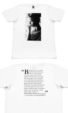 Sam Haskins t-shirt by graniph. April 2012