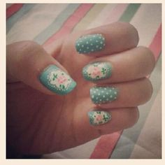 There have been some very creative entries for this week's #ManicureMonday, from cutesy Cath Kidston-inspired prints to tuxedo nail art...