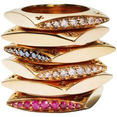 Kate Hudson Designs Fine Jewelry - Kate Hudson Chrome Hearts Jewelry Collection - Harper's BAZAAR Magazine