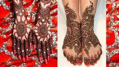 Bridal Mehndi Designs 2015 Especially For Girls