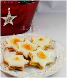 Czech Recipes, My Recipes, Cooking Recipes, Ethnic Recipes, Christmas Goodies, Christmas Baking, Summer Recipes, Waffles, Food And Drink