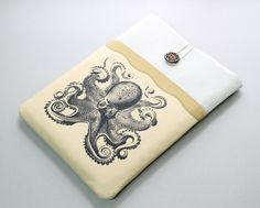 Hey, I found this really awesome Etsy listing at http://www.etsy.com/listing/113261208/lenovo-yoga-laptop-sleeve-octopus-custom