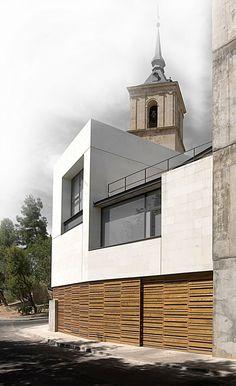 #architecture : Civil Defense Center in Cobeña / GEA Arquitectos