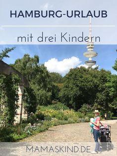Hamburg-Urlaub mit drei Kindern: Baby, Kleinkind und Schulkind | Mehr Infos auf Mamaskind.de