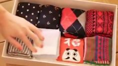 Socken zusammenlegen