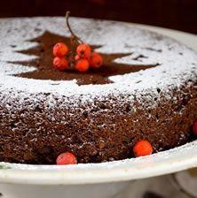Η πιο νόστιμη, μοσχομυριστή και μοναδική βασιλόπιτα που έχετε φτιάξει μέχρι σήμερα! Υπέροχη αφράτη υφή και πλούσια γεύση πορτοκαλιού που θα κάνει σίγουρα την πρώτη ημέρα του χρόνου διαφορετική!!! Christmas Time Is Here, Christmas 2016, Beautiful Desserts, Christmas Sweets, Food To Make, Recipies, Food And Drink, Pudding, Chocolate