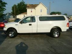 2008 Ford F150, 88,245 miles, $13,900.