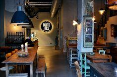 BURRITO RICO I Belgisches Viertel I Aachener Straße 5, 50674 Köln I Imbiss Restaurant mit kleinem Außenbereich straßenseitig