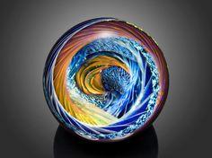 Kevin O'Grady #glass #sphere