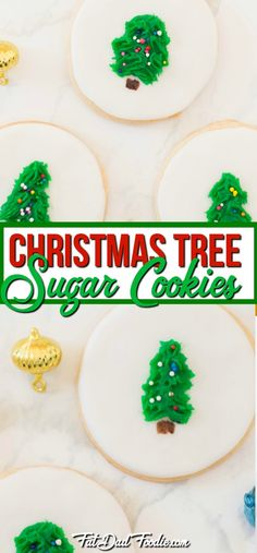 I love these easy Christmas Tree Sugar Cookies. They're so simple--makes them one of the best Christmas cookies I've ever made! Easy Christmas Cookie Recipes, Best Christmas Cookies, Simple Christmas, Christmas Trees, Xmas Ideas, Easy Peasy, Sugar Cookies, Cookie Dough, Fondant
