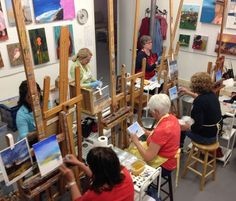 Our goal at Once Upon a Canvas Benicia is to provide studio space to share, to learn and to create. Located at 129-J First Street. 707-745-1842.