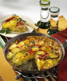 Unser beliebtes Rezept für Mexikanische Tortilla und mehr als 55.000 weitere kostenlose Rezepte auf LECKER.de.