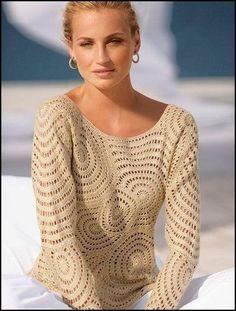 Fabulous Crochet a Little Black Crochet Dress Ideas. Georgeous Crochet a Little Black Crochet Dress Ideas. Crochet Bolero, Freeform Crochet, Crochet Cardigan, Irish Crochet, Knit Crochet, Crochet Tops, Crochet Chart, Mode Crochet, Black Crochet Dress