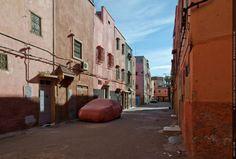 Fotografie Matthias Schneider 160317 25188 Marrakesch rote Autoplane